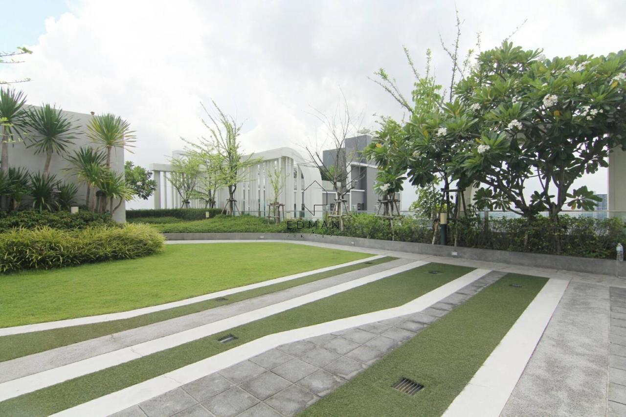 Edman & Partners Co.,Ltd. Agency's ASPIRE SUKHUMVIT 48 1bed for rent 15
