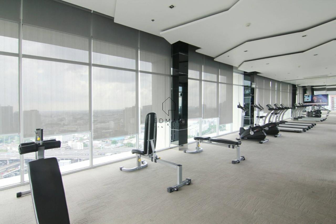 Edman & Partners Co.,Ltd. Agency's ASPIRE SUKHUMVIT 48 1bed for rent 16