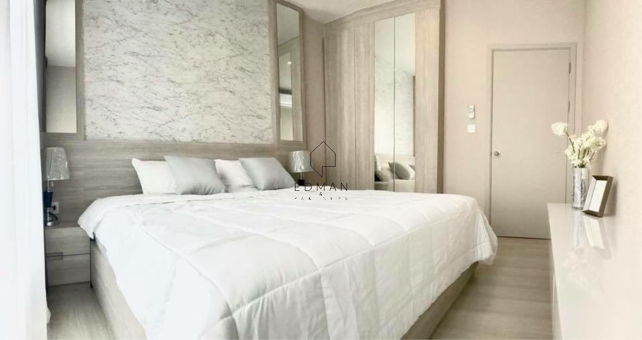Edman & Partners Co.,Ltd. Agency's LIFE SUKHUMVIT48  1 bed for rent 5