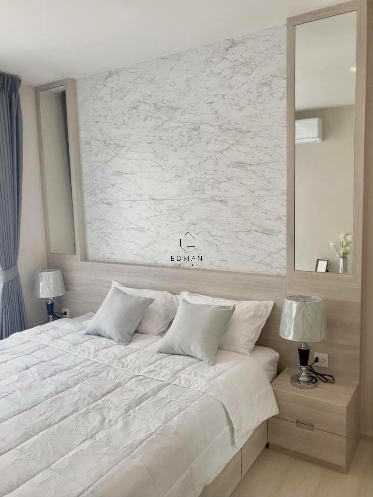Edman & Partners Co.,Ltd. Agency's LIFE SUKHUMVIT48  1 bed for rent 6