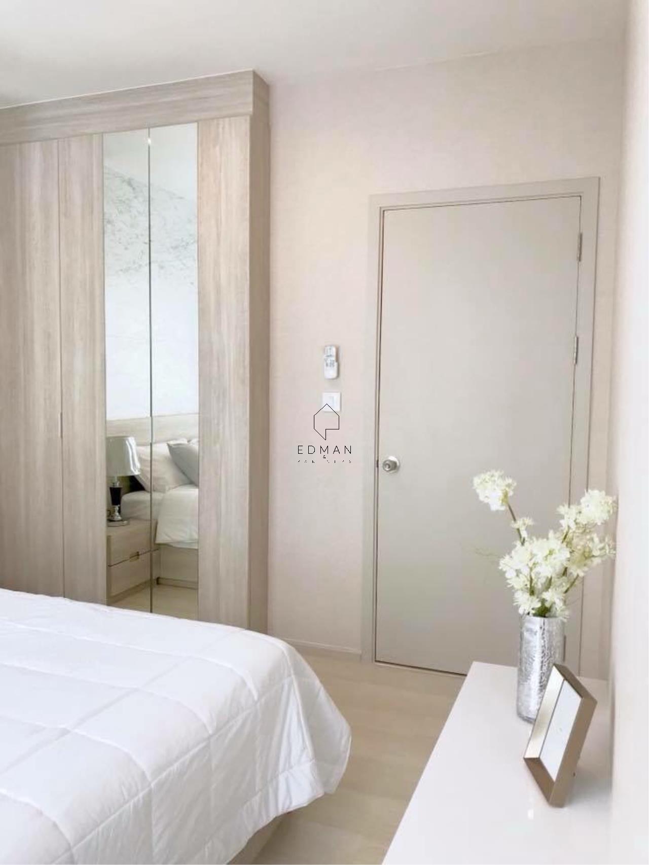 Edman & Partners Co.,Ltd. Agency's LIFE SUKHUMVIT48  1 bed for rent 7