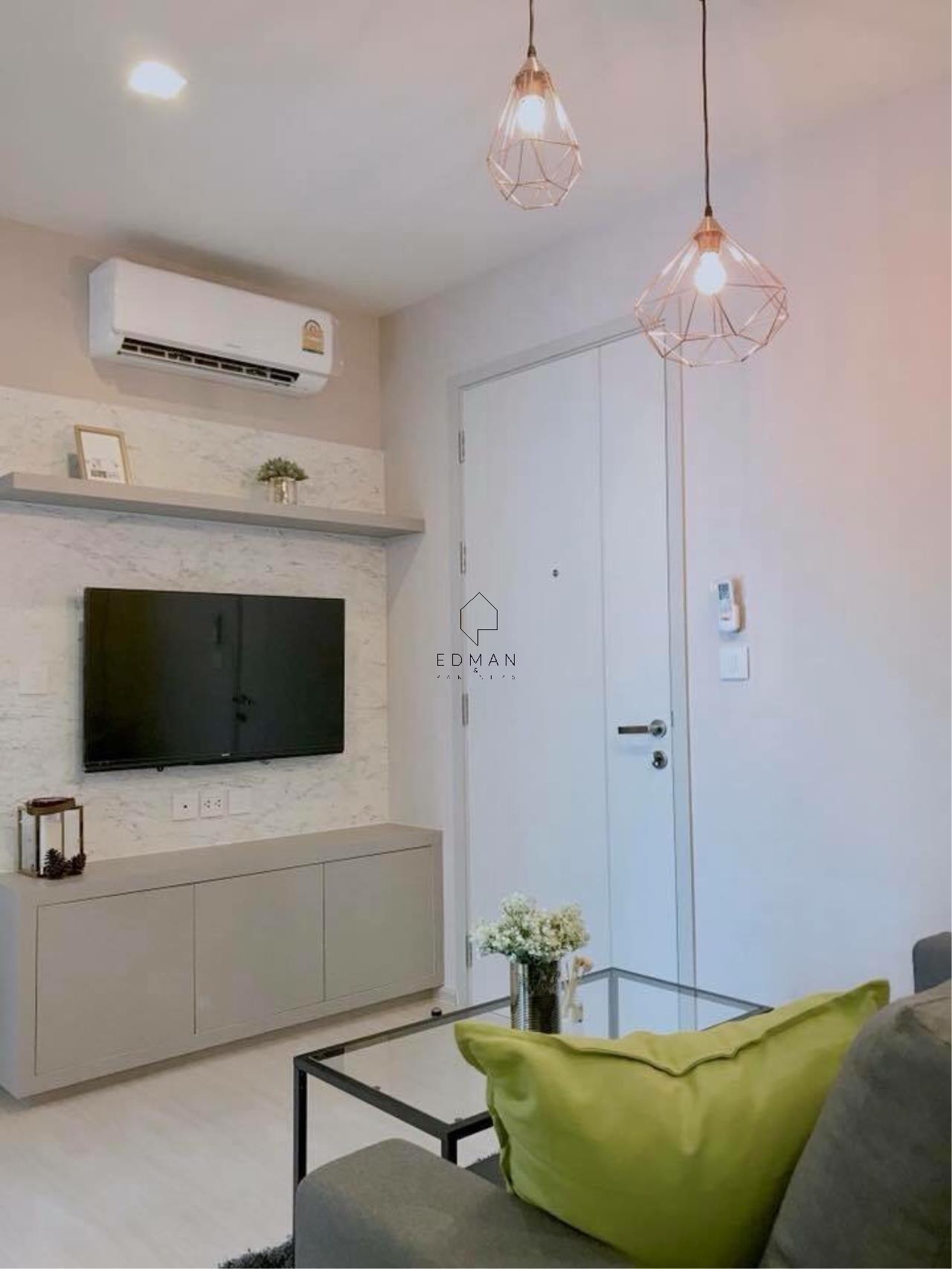 Edman & Partners Co.,Ltd. Agency's LIFE SUKHUMVIT48  1 bed for rent 4