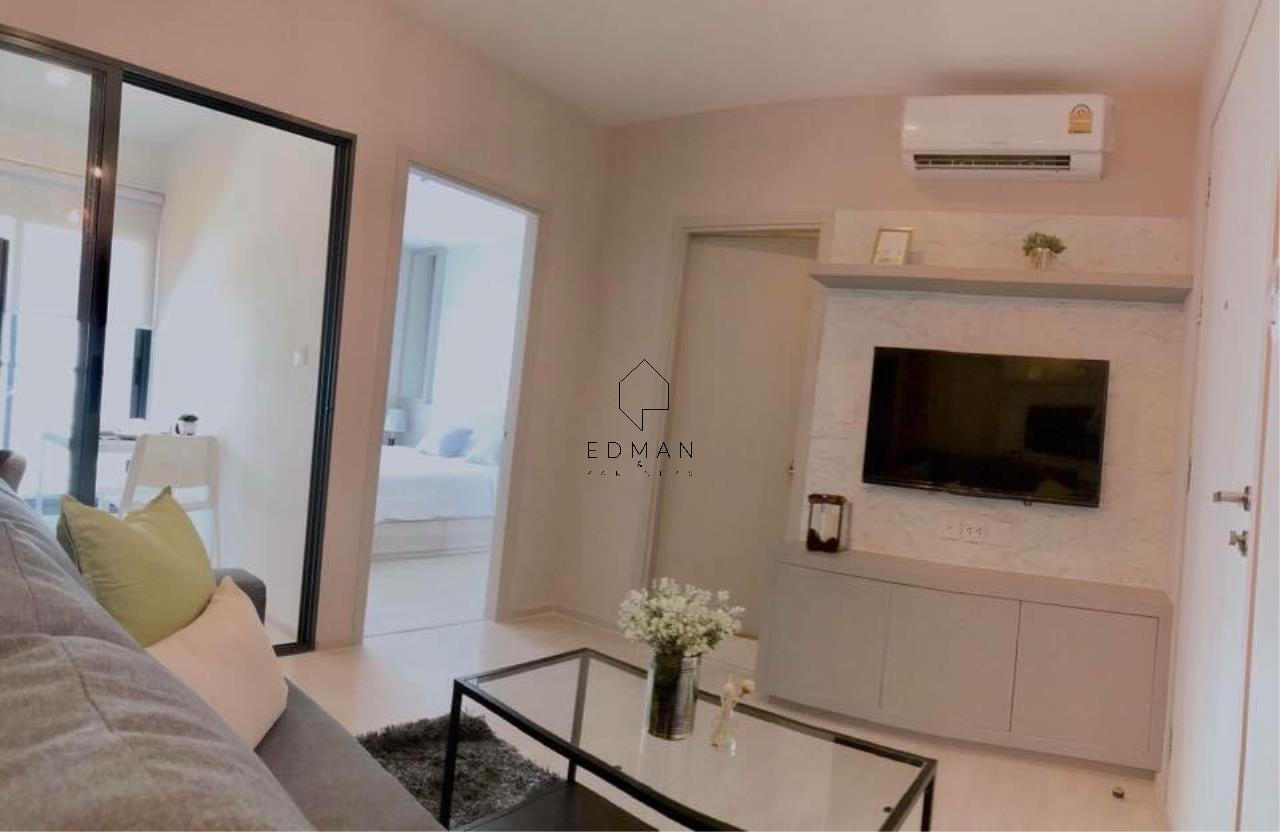 Edman & Partners Co.,Ltd. Agency's LIFE SUKHUMVIT48  1 bed for rent 3