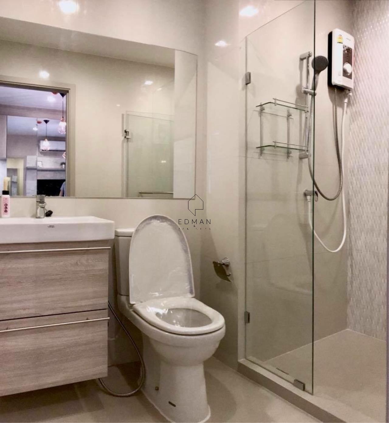 Edman & Partners Co.,Ltd. Agency's LIFE SUKHUMVIT48  1 bed for rent 13