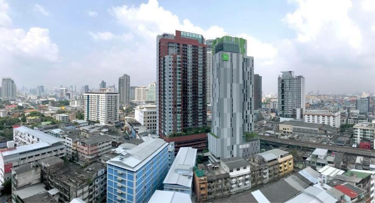 Edman & Partners Co.,Ltd. Agency's LIFE SUKHUMVIT48  1 bed for rent 10