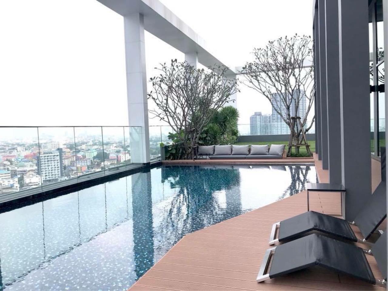 Edman & Partners Co.,Ltd. Agency's LIFE SUKHUMVIT48  1 bed for rent 11