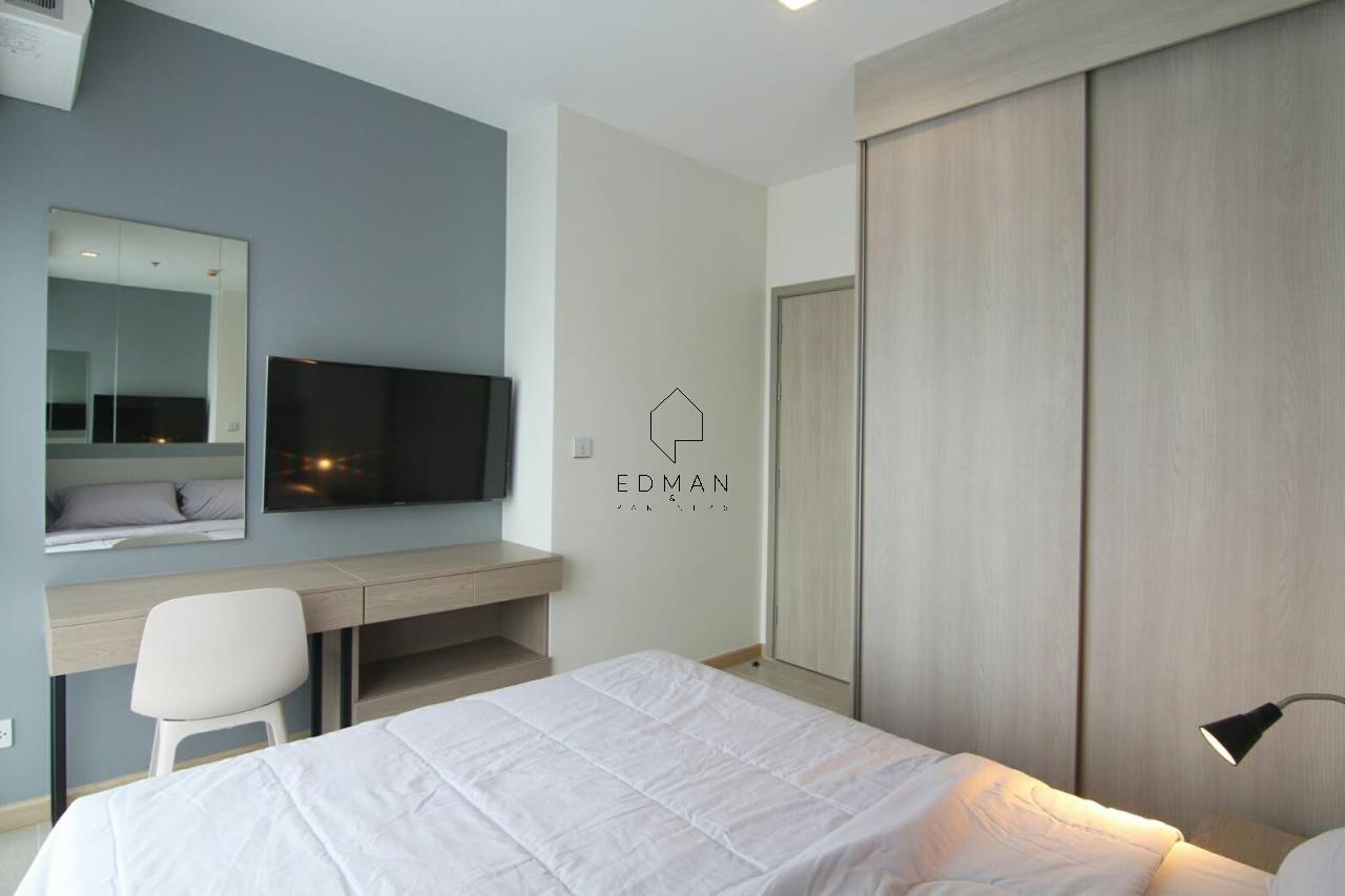 Edman & Partners Co.,Ltd. Agency's Whizdom Connect 1 bed  for rent 6
