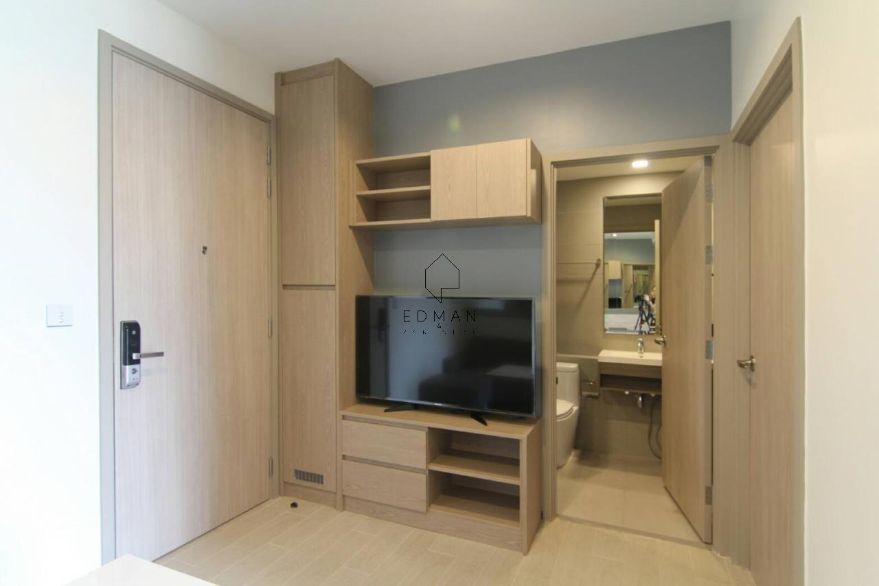 Edman & Partners Co.,Ltd. Agency's Whizdom Connect 1 bed  for rent 5