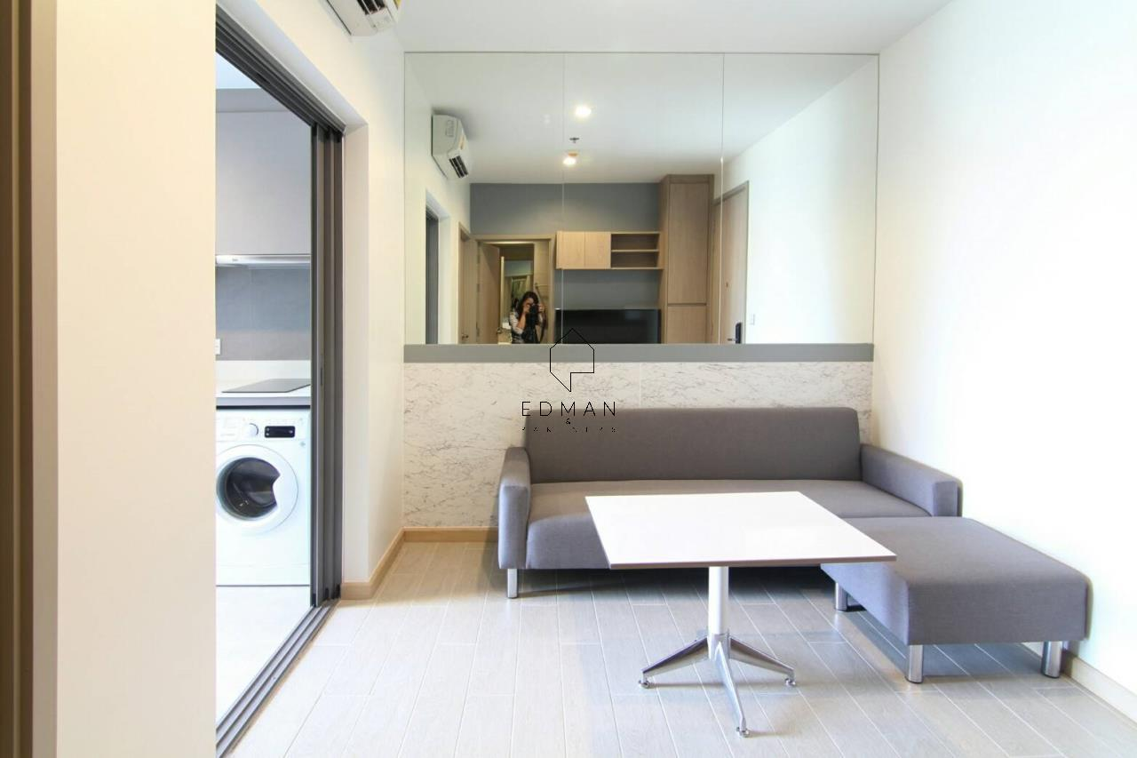 Edman & Partners Co.,Ltd. Agency's Whizdom Connect 1 bed  for rent 2