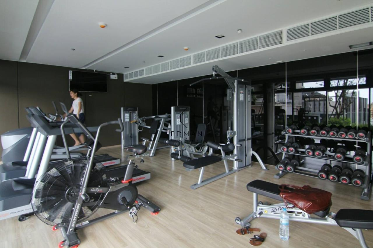 Edman & Partners Co.,Ltd. Agency's Whizdom Connect 1 bed  for rent 8
