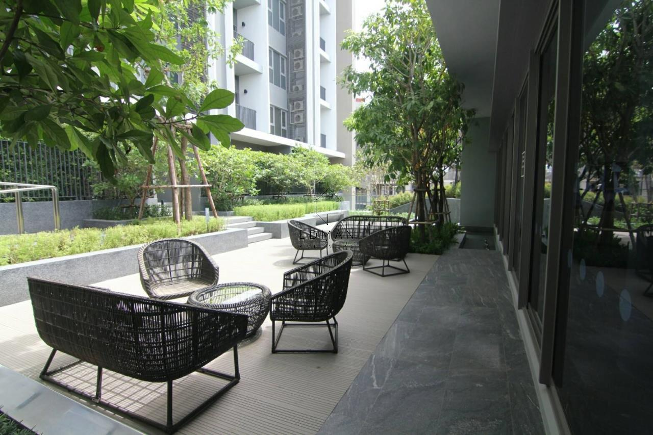 Edman & Partners Co.,Ltd. Agency's Whizdom Connect 1 bed  for rent 9
