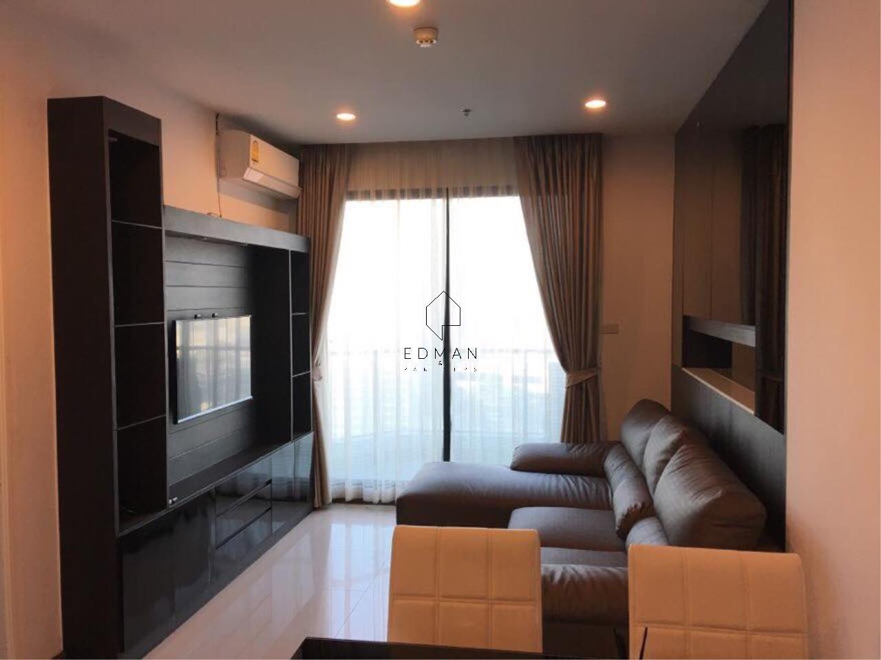 Edman & Partners Co.,Ltd. Agency's SUPALAI  PREMIER@ASOKE 1 bed for rent 1