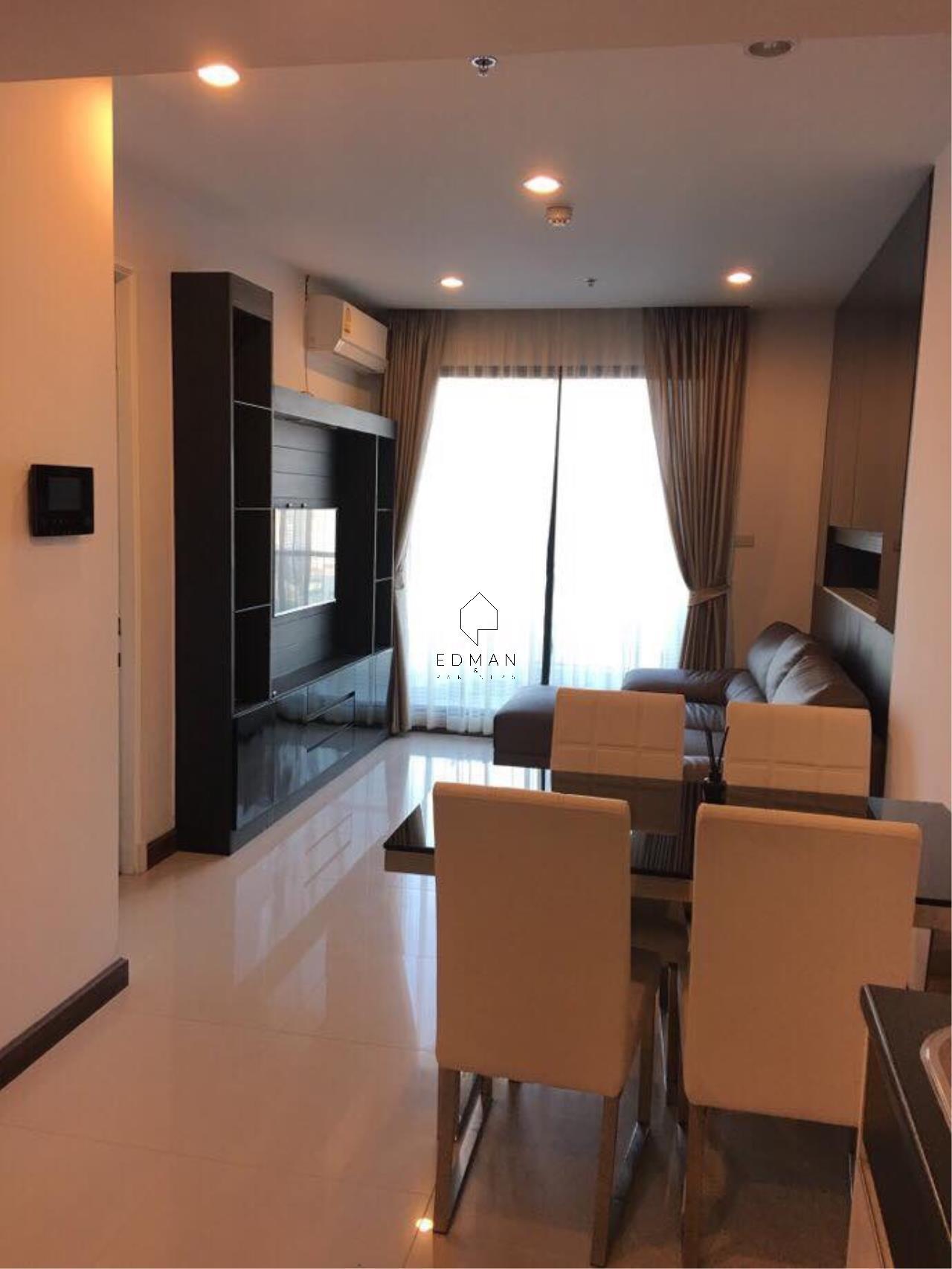 Edman & Partners Co.,Ltd. Agency's SUPALAI  PREMIER@ASOKE 1 bed for rent 2