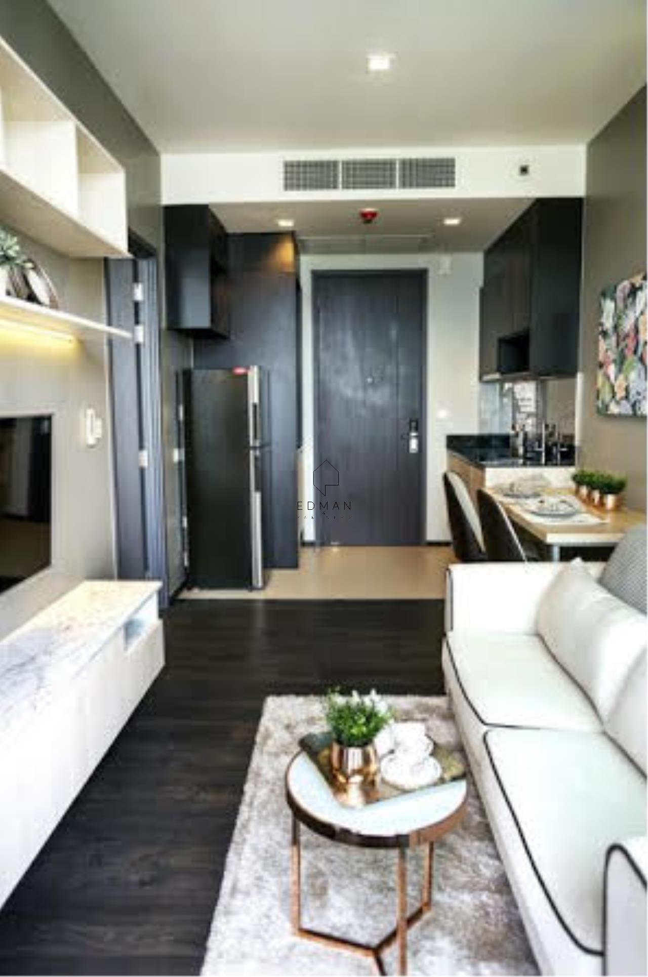 Edman & Partners Co.,Ltd. Agency's Edge sukhumvit 23 1bed for rent 2