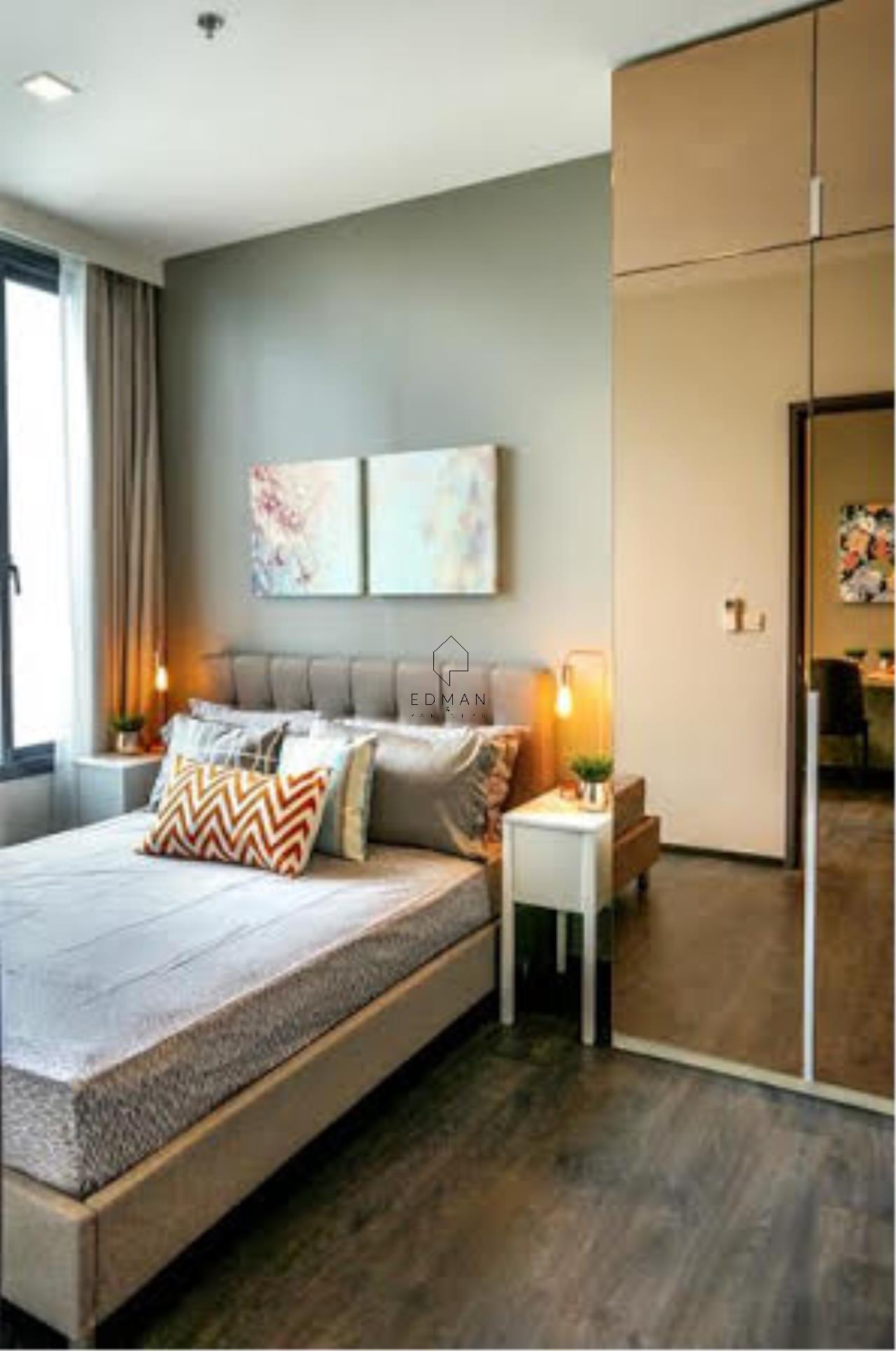 Edman & Partners Co.,Ltd. Agency's Edge sukhumvit 23 1bed for rent 3
