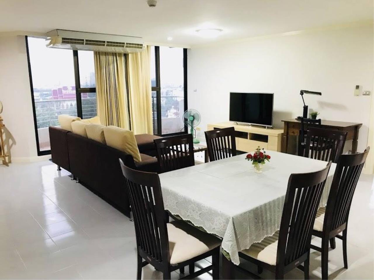 Edman & Partners Co.,Ltd. Agency's SUPALAI PLACE sukhumvit39   2 bed for rent 4