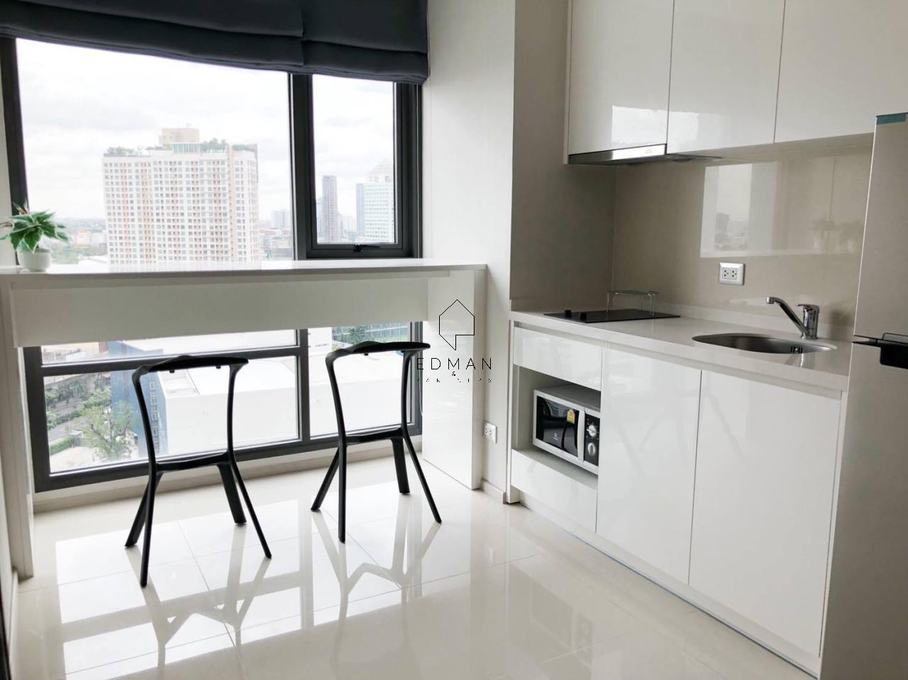 Edman & Partners Co.,Ltd. Agency's RHYTHM SUKHUMVIT42  1 bed for rent 5