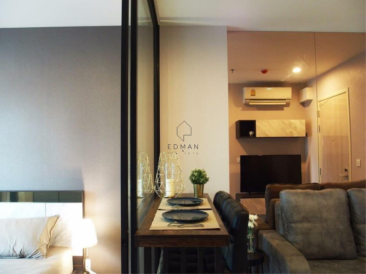 Edman & Partners Co.,Ltd. Agency's ASHTON ASOKE  1 bed for rent 6