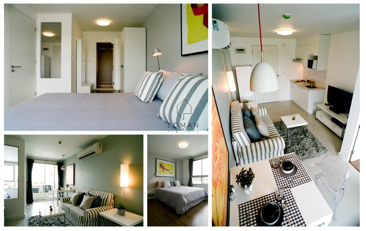 Edman & Partners Co.,Ltd. Agency's THE CLOVER THONGLOR  1 bed for rent 1