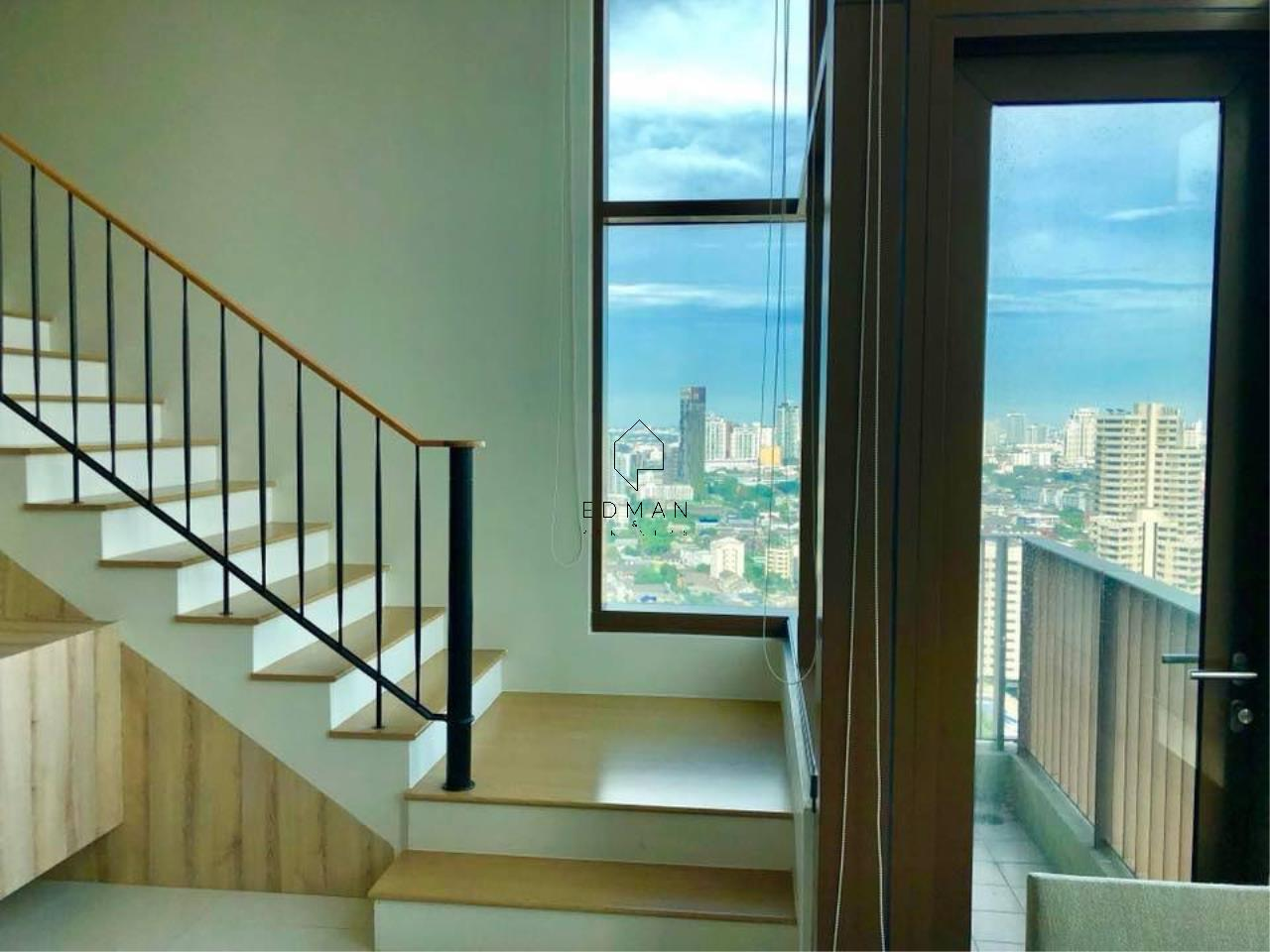 Edman & Partners Co.,Ltd. Agency's THE EMPORIO PLACE         SUKHUMVIT 24  1 bed for rent  Duplex  6
