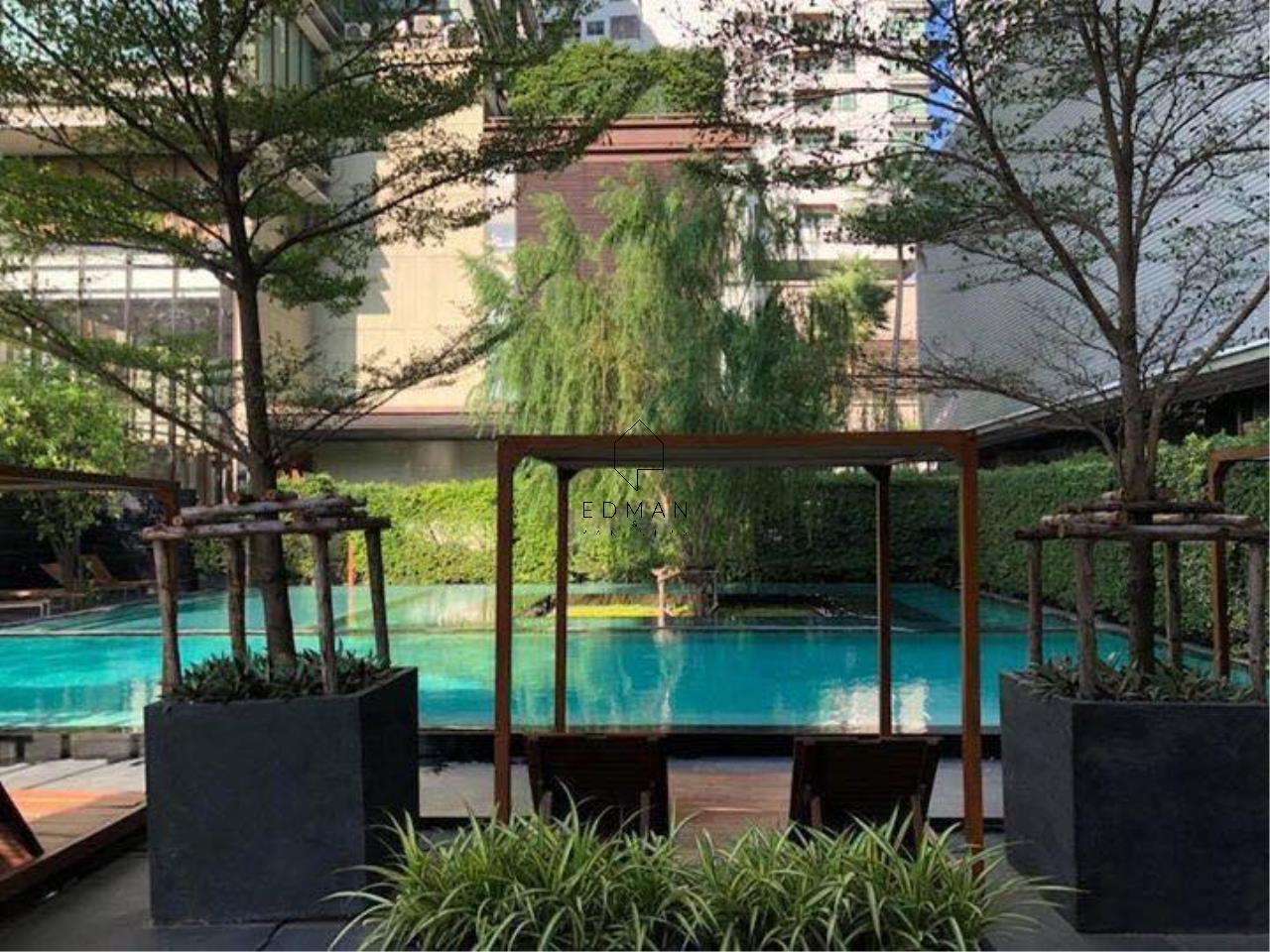 Edman & Partners Co.,Ltd. Agency's THE EMPORIO PLACE         SUKHUMVIT 24  1 bed for rent  Duplex  16