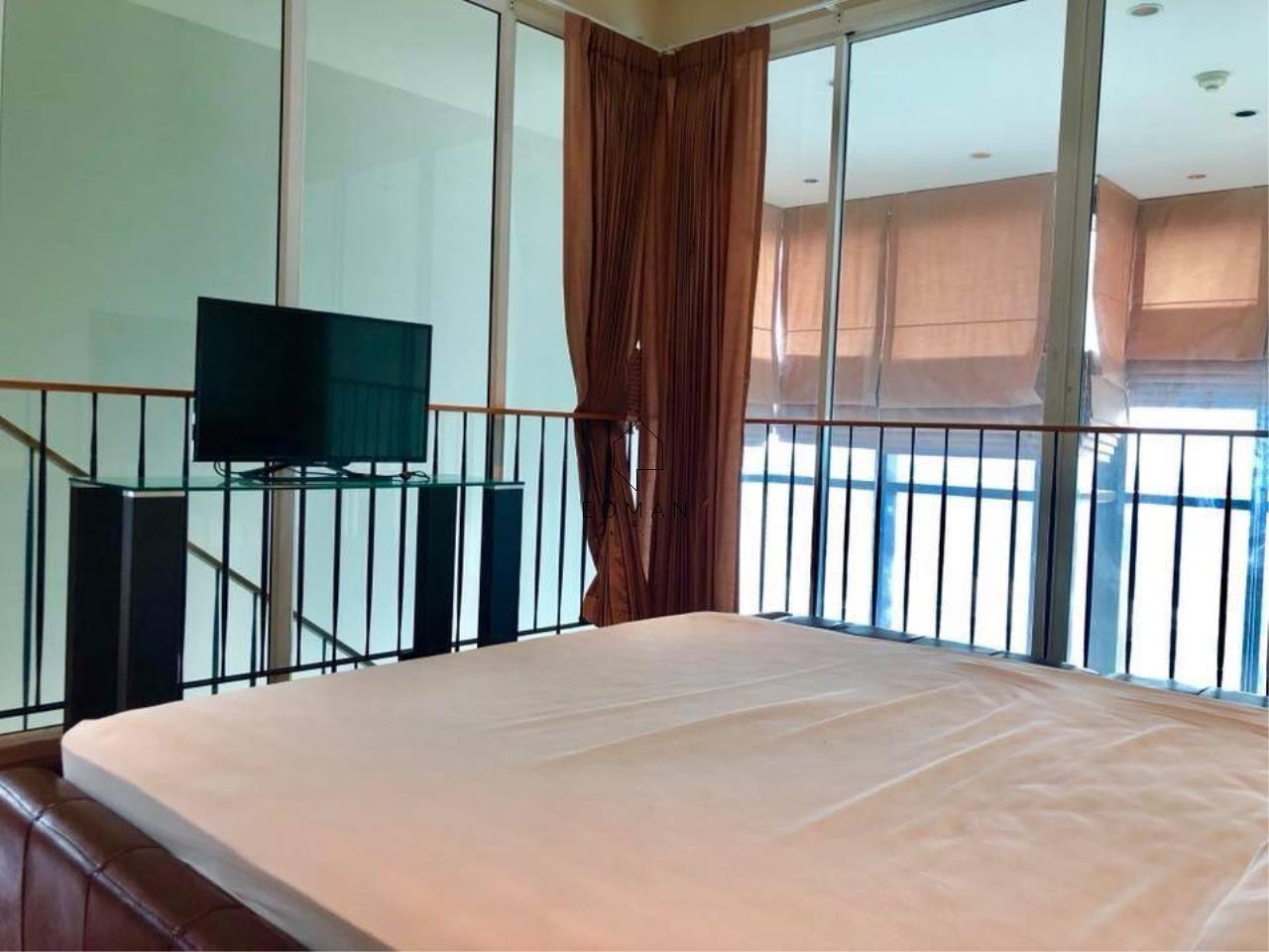 Edman & Partners Co.,Ltd. Agency's THE EMPORIO PLACE         SUKHUMVIT 24  1 bed for rent  Duplex  10