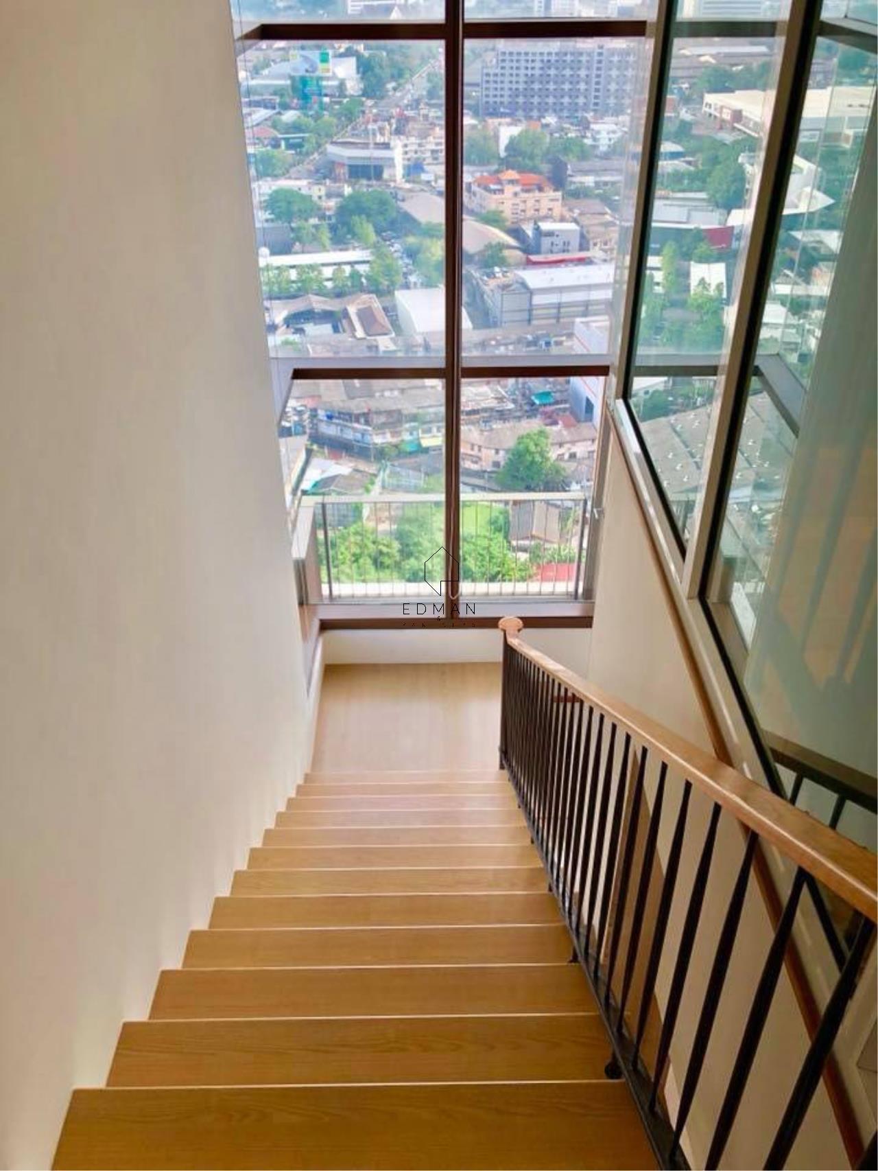 Edman & Partners Co.,Ltd. Agency's THE EMPORIO PLACE         SUKHUMVIT 24  1 bed for rent  Duplex  7
