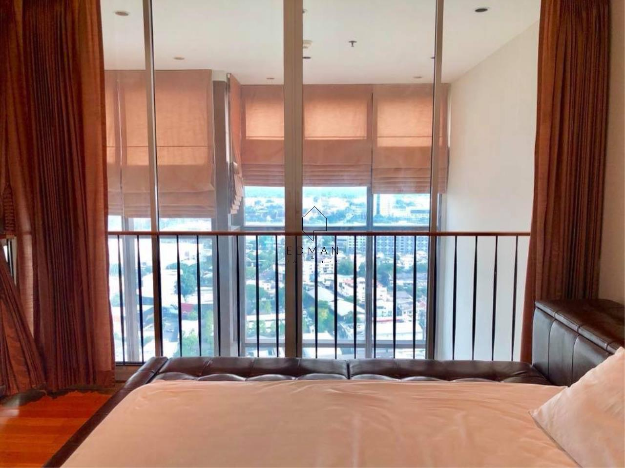 Edman & Partners Co.,Ltd. Agency's THE EMPORIO PLACE         SUKHUMVIT 24  1 bed for rent  Duplex  8