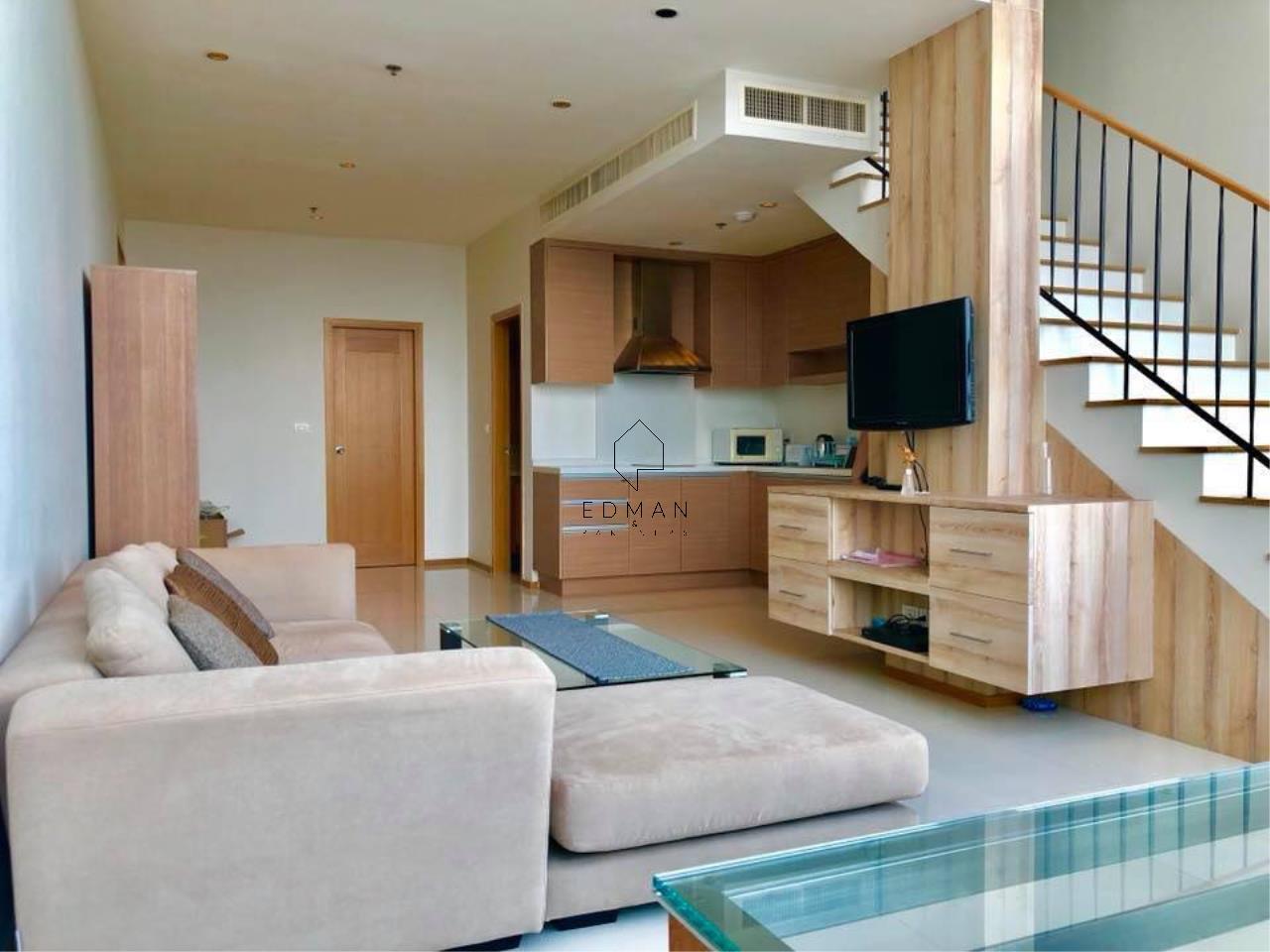 Edman & Partners Co.,Ltd. Agency's THE EMPORIO PLACE         SUKHUMVIT 24  1 bed for rent  Duplex  9