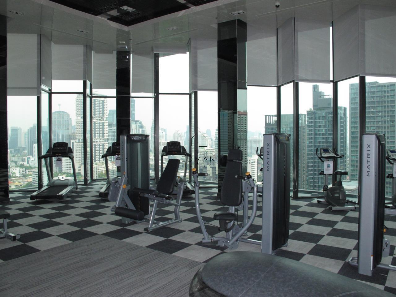 Edman and Partners Co.,Ltd Agency's Rhythm 36-38 For Rent 1 BR 25