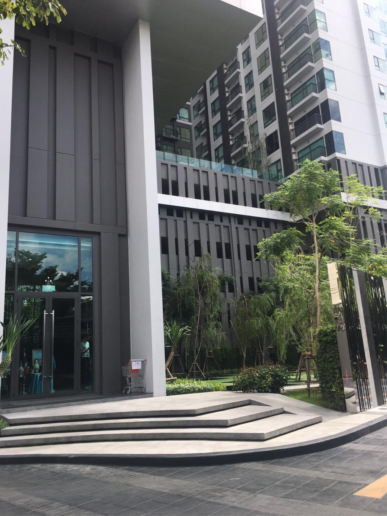 Edman and Partners Co.,Ltd Agency's Rhythm 36-38 For Rent 1 BR 11