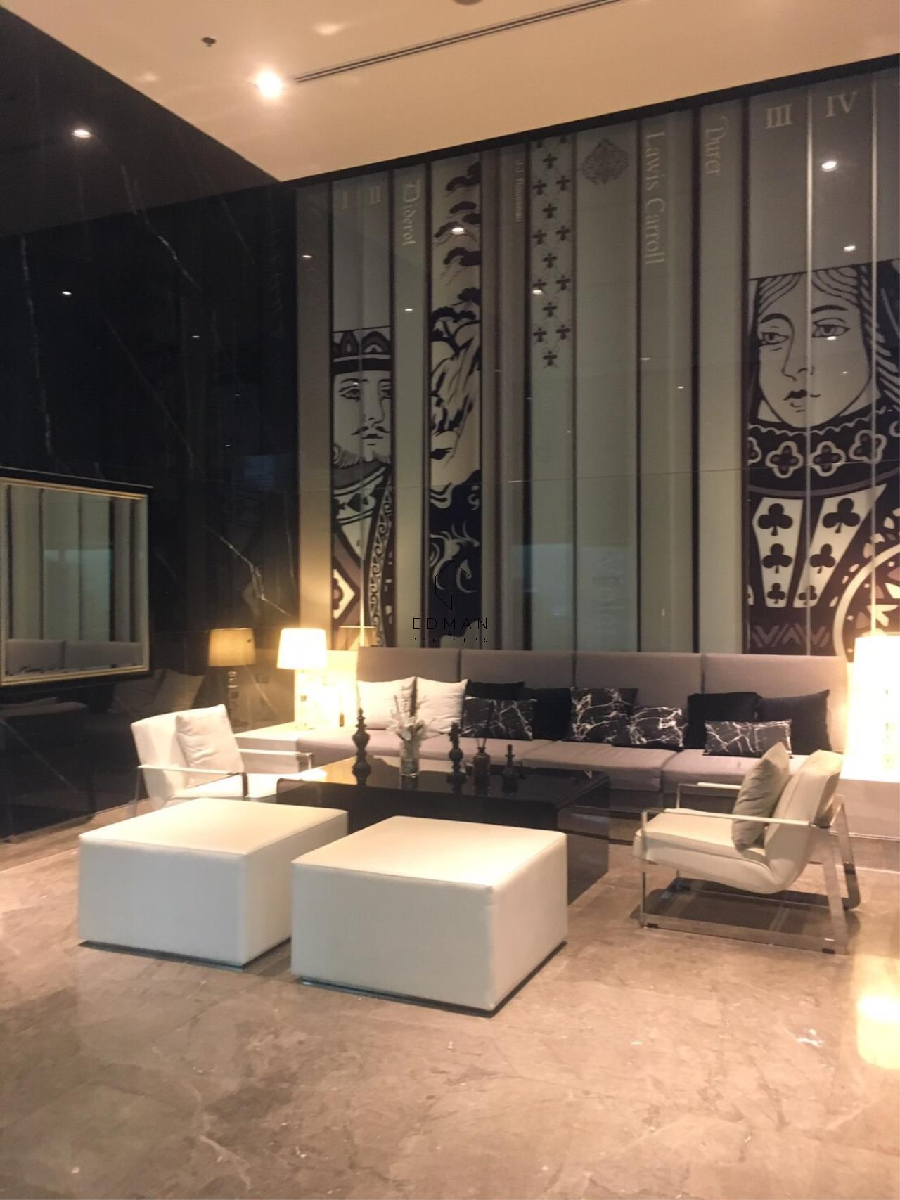 Edman and Partners Co.,Ltd Agency's Rhythm 36-38 For Rent 1 BR 20