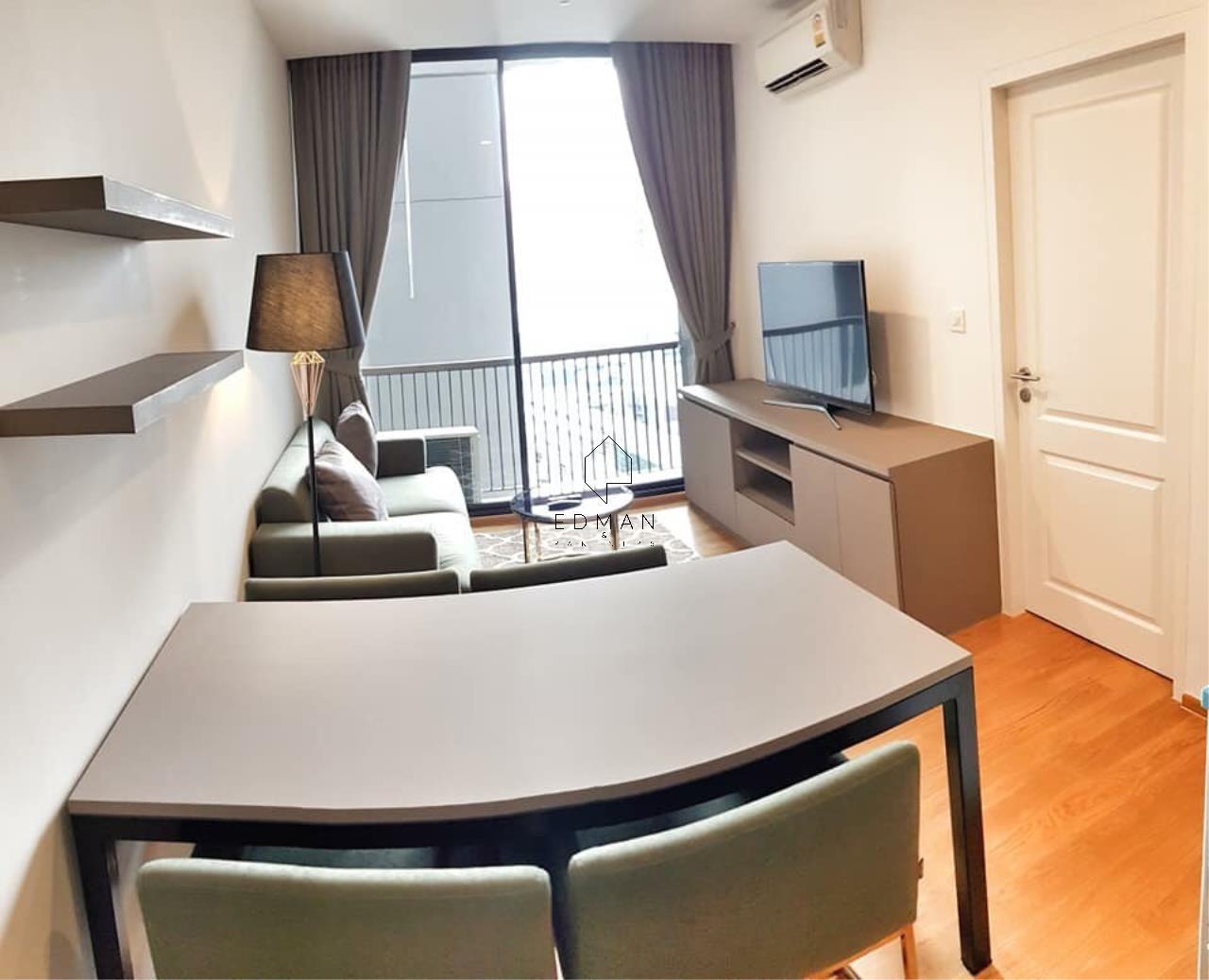Edman & Partners Co.,Ltd. Agency's NOBLE  REVO SILOM   1 bed   for rent 1