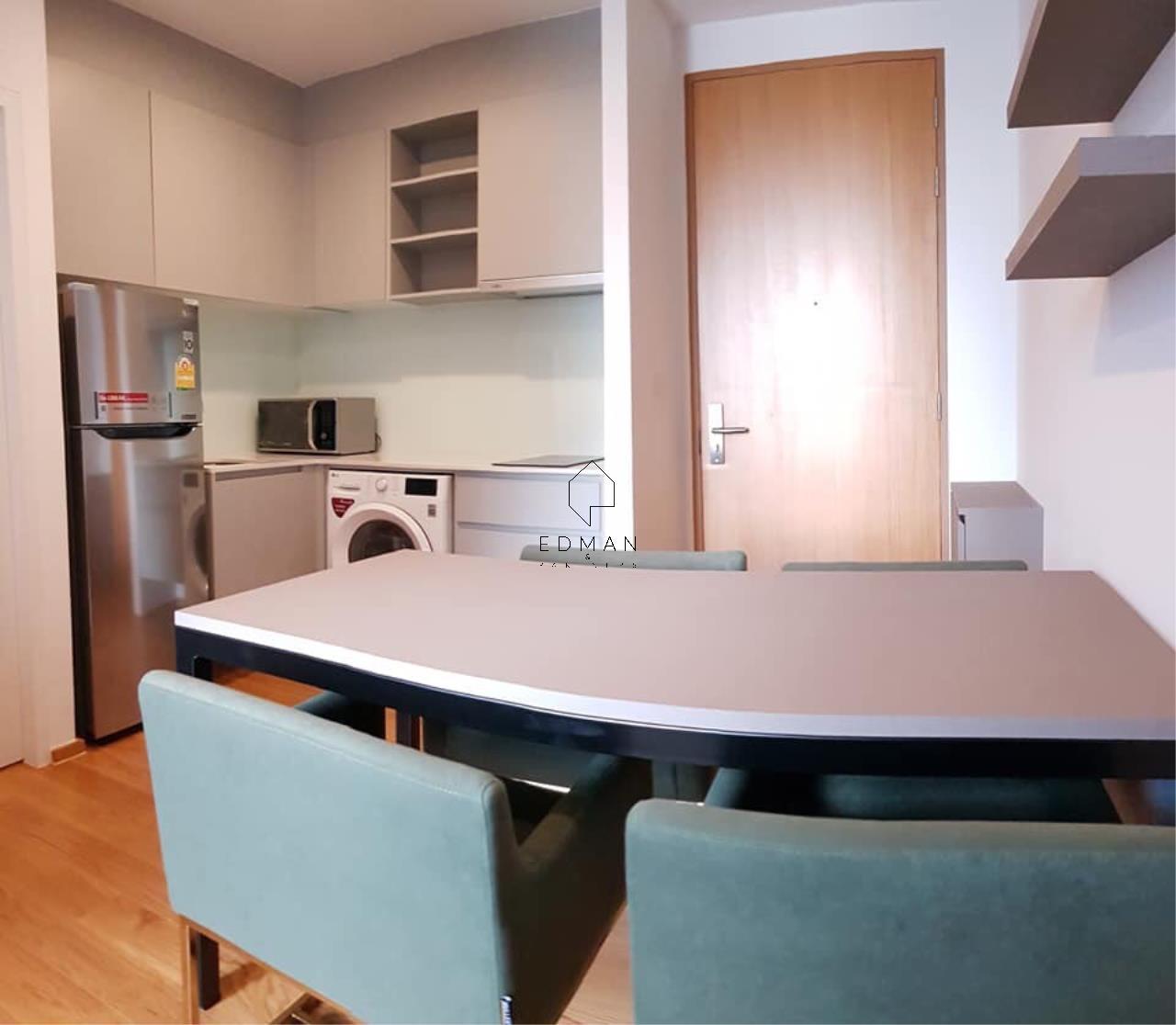 Edman & Partners Co.,Ltd. Agency's NOBLE  REVO SILOM   1 bed   for rent 3