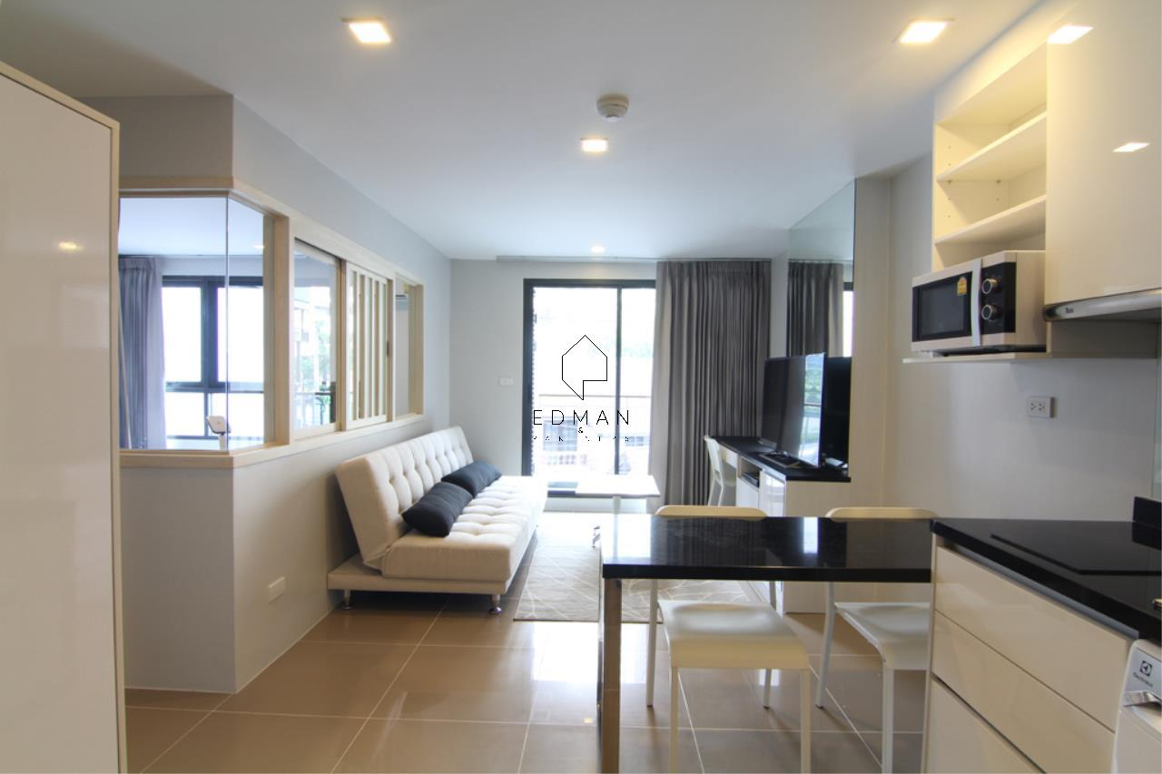 Edman & Partners Co.,Ltd. Agency's Mirage Sukhumvit 27   1 bed   for  rent and  sale 3