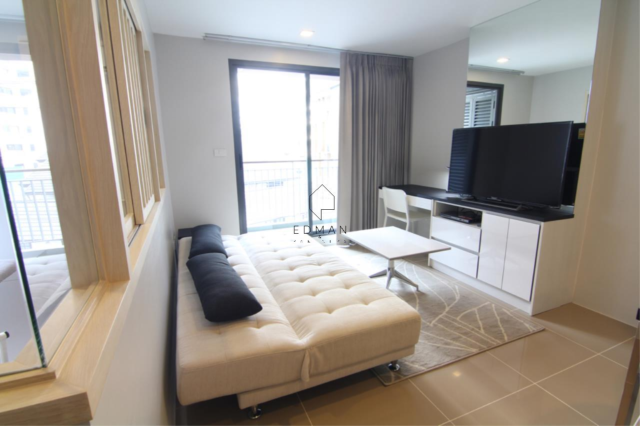 Edman & Partners Co.,Ltd. Agency's Mirage Sukhumvit 27   1 bed   for  rent and  sale 1