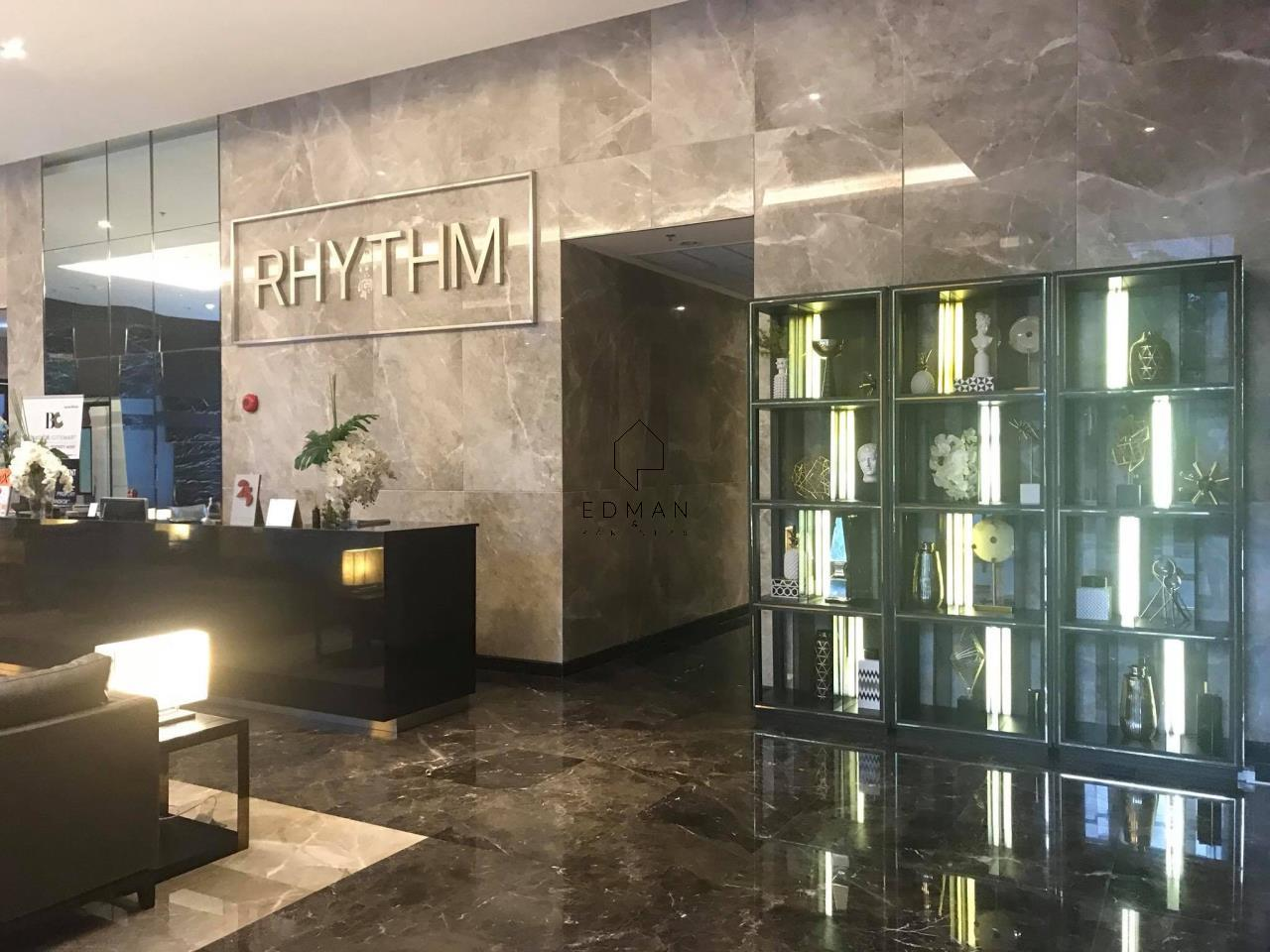 Edman & Partners Co.,Ltd. Agency's RHYTHM  ASOKE2   1bed  for rent 11