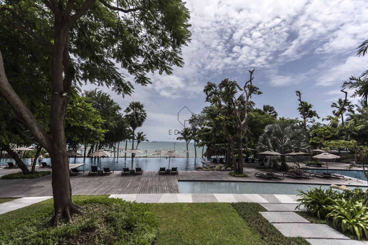 Edman & Partners Co.,Ltd. Agency's Northpoint Pattaya Duplex unit 1