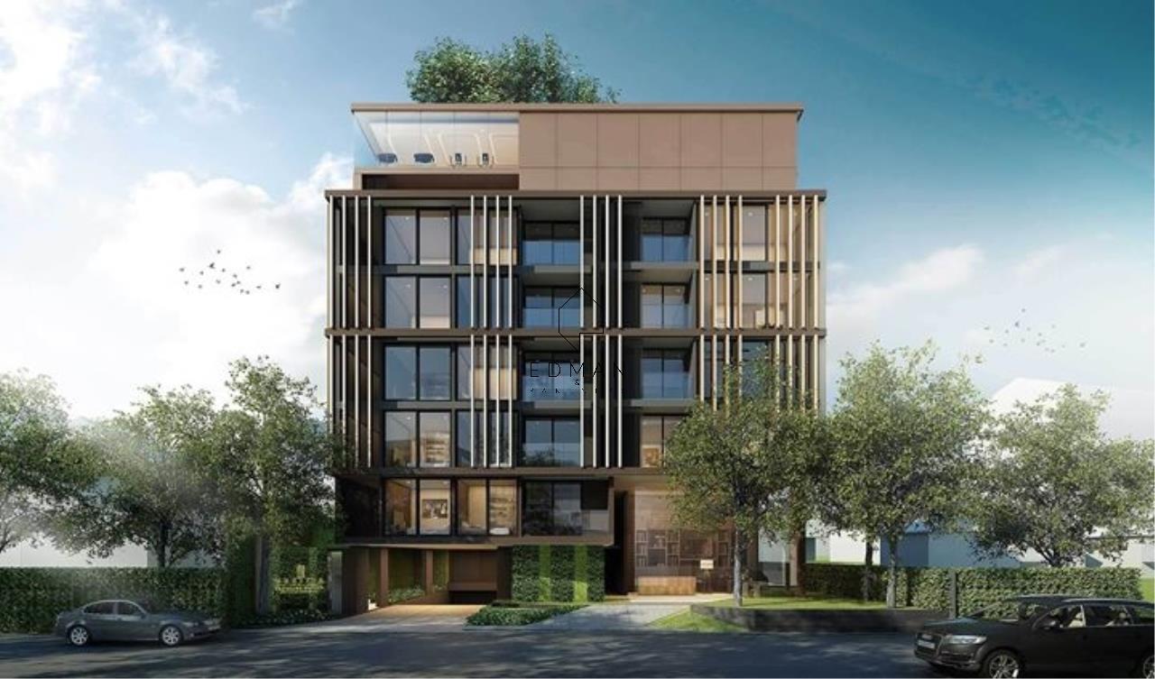Edman & Partners Co.,Ltd. Agency's  Urbitia Thong Lo, Sukhumvit 36   1  bed  for  sale 2
