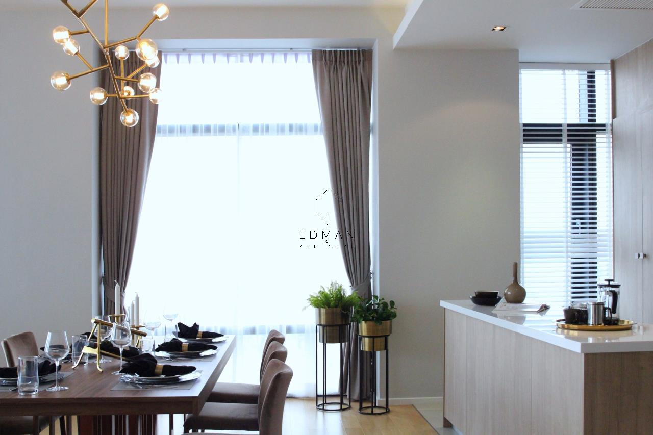 Edman & Partners Co.,Ltd. Agency's Circle2    3  bed  Penthouses   for  sale 5