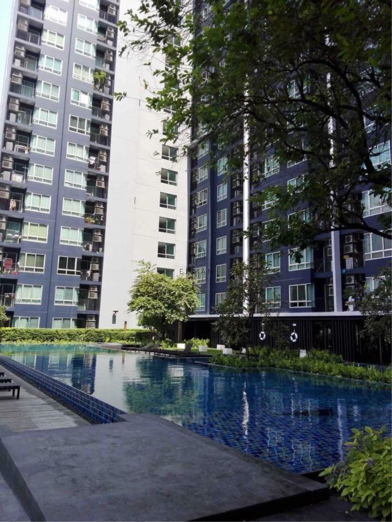 Edman and Partners Co.,Ltd Agency's The Base Sukhumvit 77  1  bed  for  rent 8