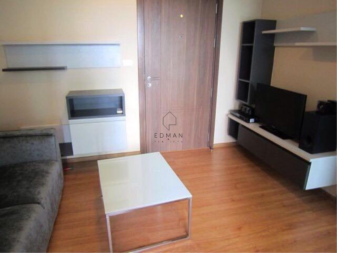 Edman and Partners Co.,Ltd Agency's The Base Sukhumvit 77  1  bed  for  rent 2