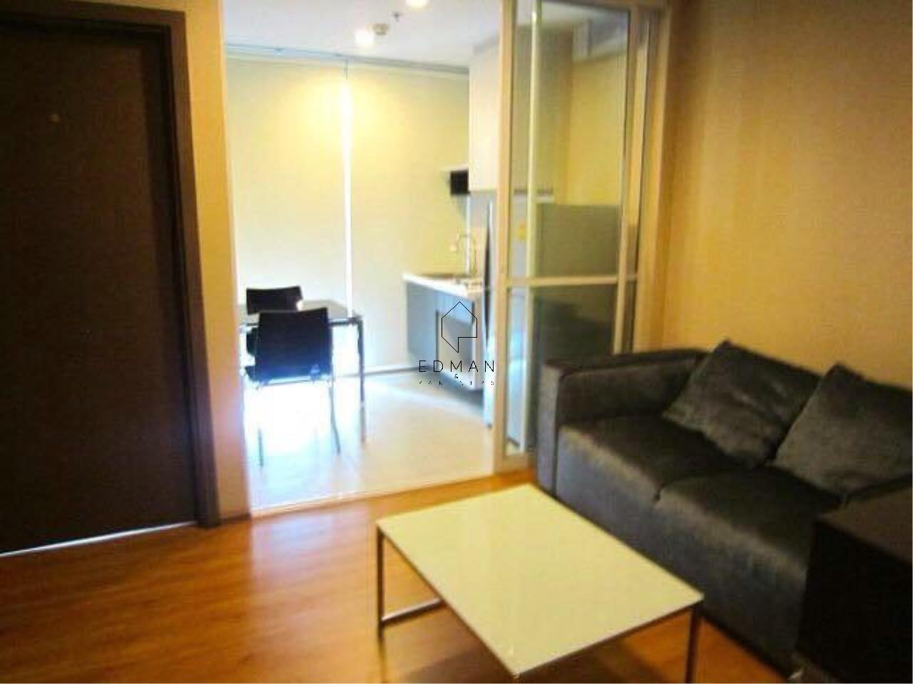 Edman and Partners Co.,Ltd Agency's The Base Sukhumvit 77  1  bed  for  rent 1