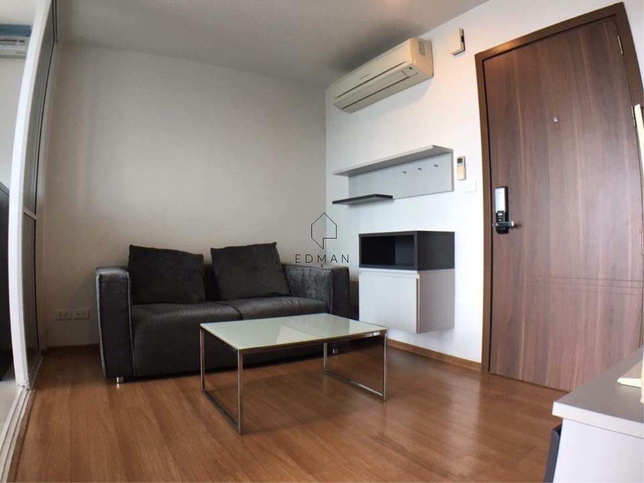 Edman and Partners Co.,Ltd Agency's The Base Sukhumvit 77  1  bed  for  rent 3