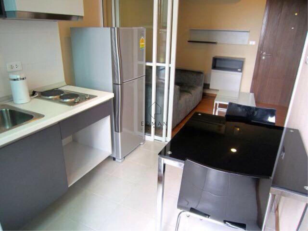 Edman and Partners Co.,Ltd Agency's The Base Sukhumvit 77  1  bed  for  rent 5