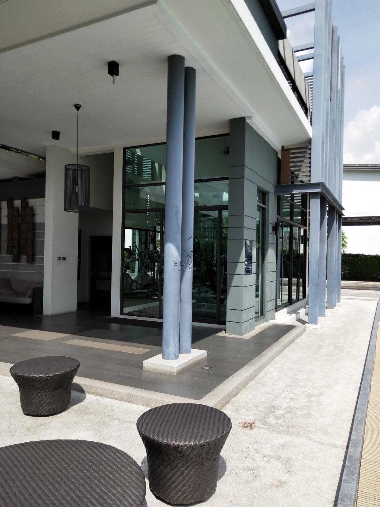 Edman & Partners Co.,Ltd. Agency's TOWN  AVENUE   RAMA  IX    3  bed   for  sale 23