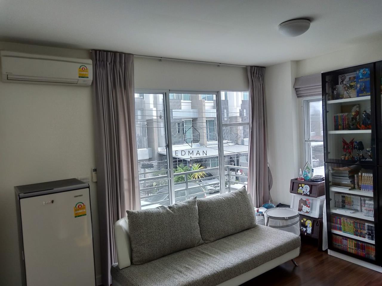 Edman & Partners Co.,Ltd. Agency's TOWN  AVENUE   RAMA  IX    3  bed   for  sale 4