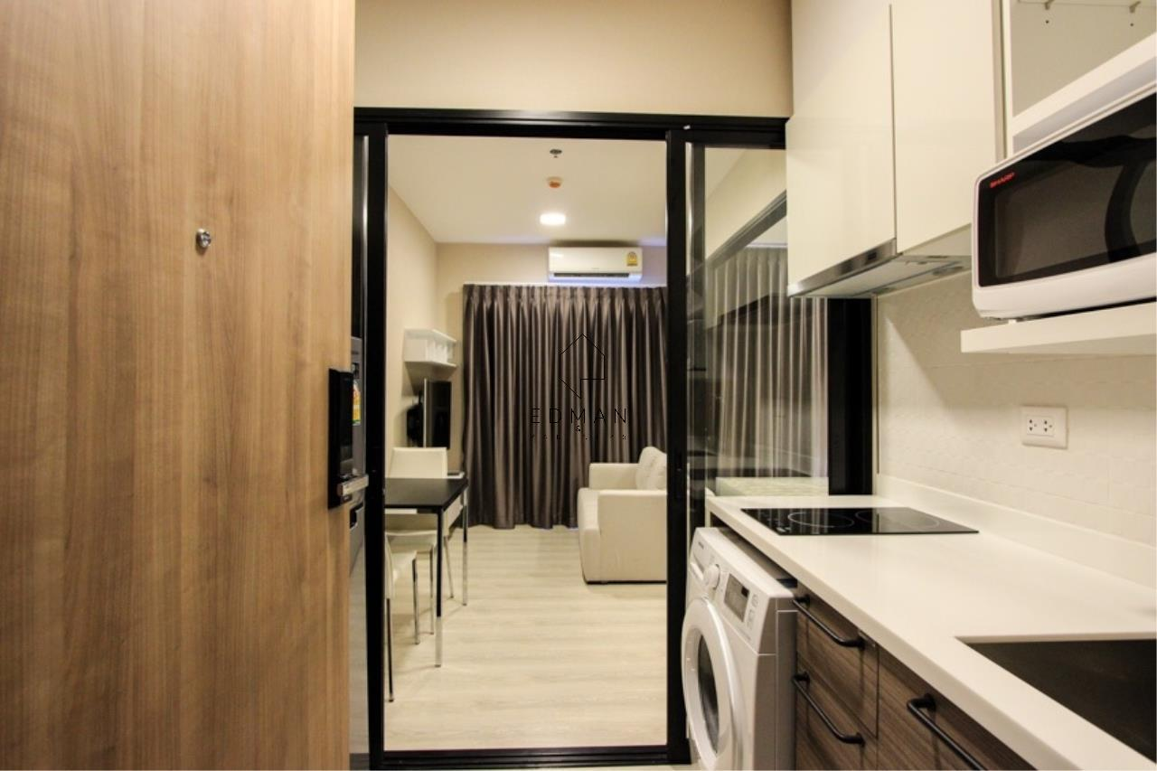 Edman and Partners Co.,Ltd Agency's CONDO LETTE  MIDST  RAMA9  1  BED  FOR  RENT  AND  SALE 9