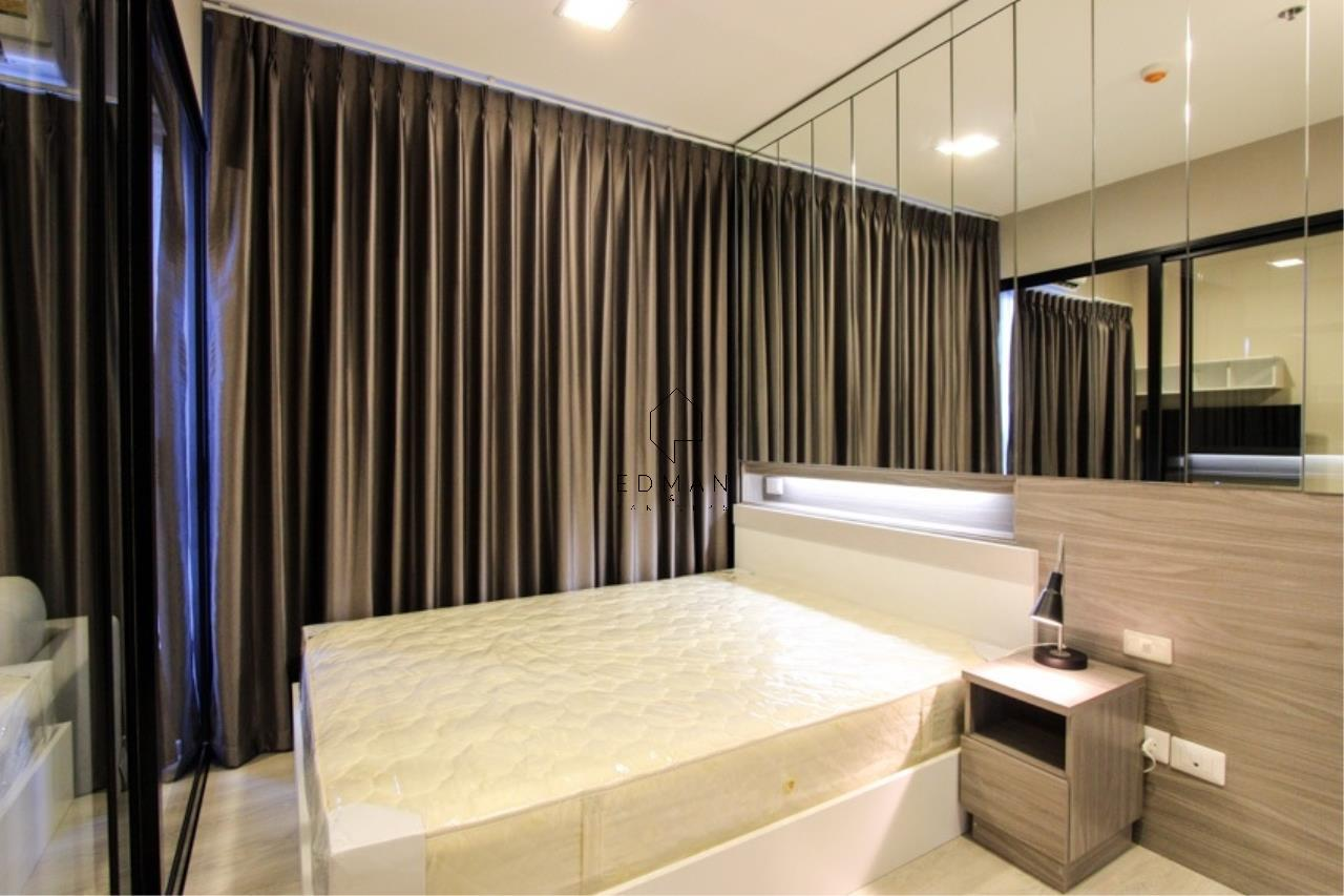 Edman and Partners Co.,Ltd Agency's CONDO LETTE  MIDST  RAMA9  1  BED  FOR  RENT  AND  SALE 7