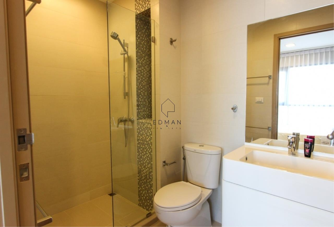 Edman and Partners Co.,Ltd Agency's CONDO LETTE  MIDST  RAMA9  1  BED  FOR  RENT  AND  SALE 13
